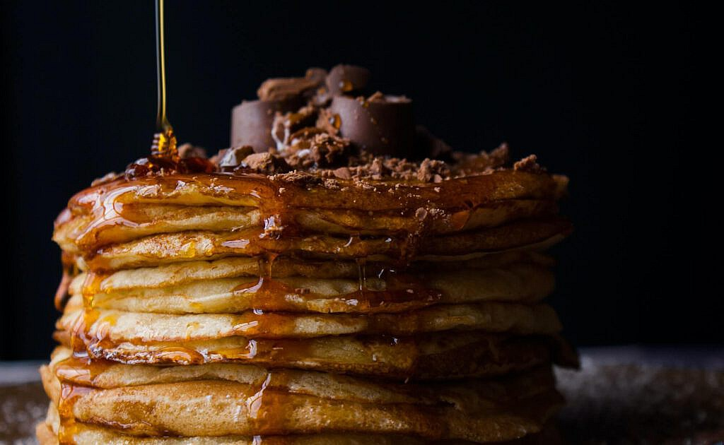 Moak Pancakes biologische maple syrup uit Canada